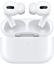 Apple AirPods Pro Bluetooth Earbuds w/ Wireless Charging Case