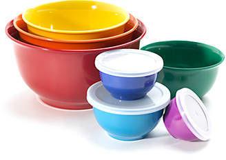 Cooks Tools 14pc Melamine Mixing Bowl Set