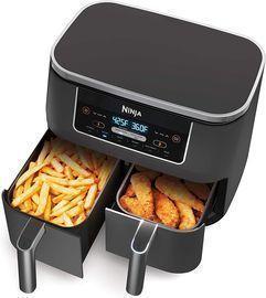 Ninja Foodi 6-in-1 2-Basket Air Fryer