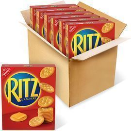 RITZ Original Crackers, 6 - 10.3 oz Boxes
