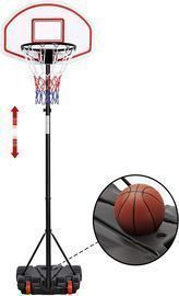 Yaheetech Portable Basketball Hoop Stand Backboard System