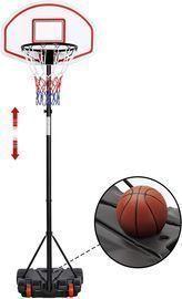 Yaheetech Portable Basketball Hoop Stand Backboard System