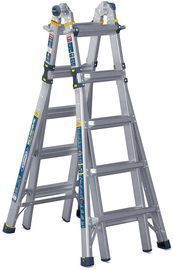 WERNER 22' Aluminum 5-in-1 Multi-Position Pro Ladder