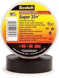 Scotch Super 33+ 66-ft. Vinyl Electrical Tape