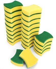 Kitchen Cleaning Sponges - 24 Pack