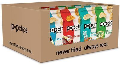 Popchips Potato Chips Variety Pack 24-Pack
