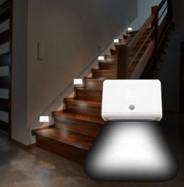 Wireless Stair/Path Light with Motion Sensor