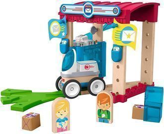 Fisher-Price Wonder Makers Design System Special Delivery Depot