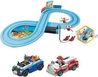 Carrera First Paw Patrol Slot Car Race Track