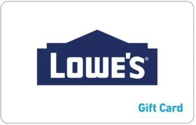 $50 Lowe's Gift Card