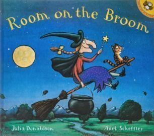 Room on the Broom Paperback
