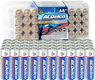 ACDelco AA Super Alkaline Batteries 40-Pack