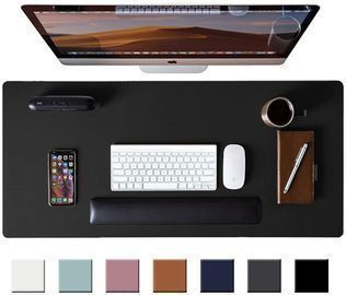 36 x 17 Leather Desk Pad Protector