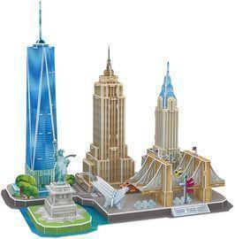 CubicFun Newyork Cityline 3D Puzzle