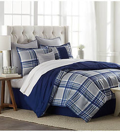 Modern Southern Home Tucker 8pc Comforter Bed in a Bag
