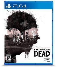 The Walking Dead: The Telltale Definitive Series (PS4)