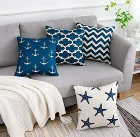 4 Pack - Pillow Case Covers