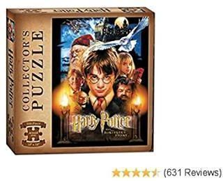 550 Piece Harry Potter and the Sorcerer's Stone Puzzle