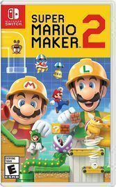 Super Mario Maker 2 (Nintendo Switch)