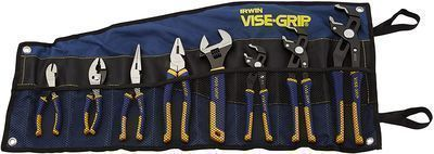 IRWIN VISE-GRIP GrooveLock Pliers Set, 8pc