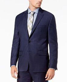 Lauren by Ralph Lauren Ultraflex Classic-Fit Jacket (Blue Check)