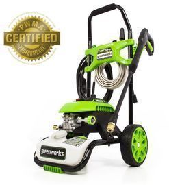Greenworks 1800-PSI 1.1-GPM Cold Water Electric Pressure Washer