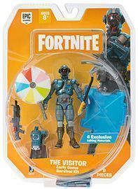 Fortnite Early Game Survival Kit Figure Pack