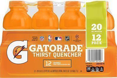 Gatorade Original Thirst Quencher 12-Ct.