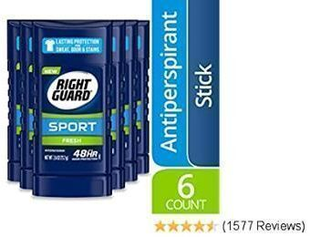 Right Guard Sport Antiperspirant Deodorant