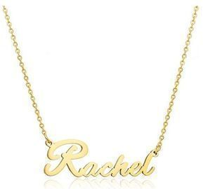 Personalized Name Necklace -> Names R-Z