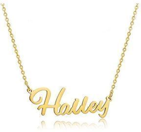 Personalized Name Necklace -> Names H-L