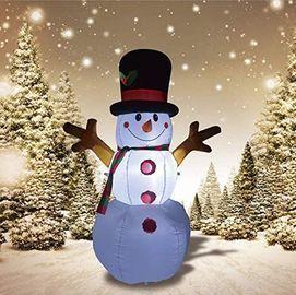 GOOSH 5' Inflatable Snowman