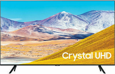 Samsung TU8000 8 Series 50 4K Crystal UHD Smart LED TV (2020 Model)