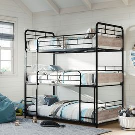 Better Homes & Gardens Anniston Triple Bunk Bed