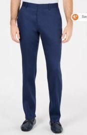 Alfani Men's Linen Pants