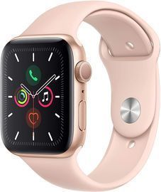 Apple Watch Series 5 (GPS, 44mm) (Rose Gold)