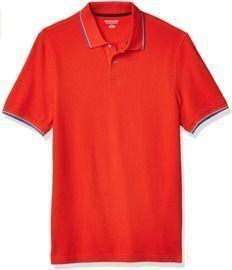 Amazon Essentials Men's Standard Slim-Fit Cotton Polo