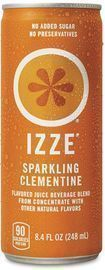 IZZE Sparling Juice 4-Flavor Variety Pack 24-Ct.