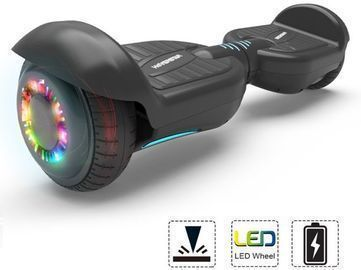 Hoverboard 6.5 Listed Two-Wheel Self Balancing Electric Scooter w/ LED Light, Black