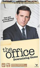 Spin Master Games The Office TV Show Downsizing Game