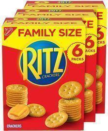 Ritz Original Crackers 3-Box Ct.