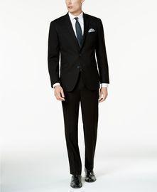 Kenneth Cole Reaction Men's Ready Flex Slim-Fit Suit
