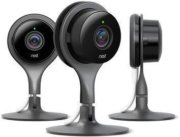 Google Nest Cam Home Security 3-Pack
