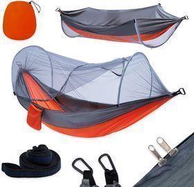 yoomo Camping Hammock with Mosquito Net & Tree Straps