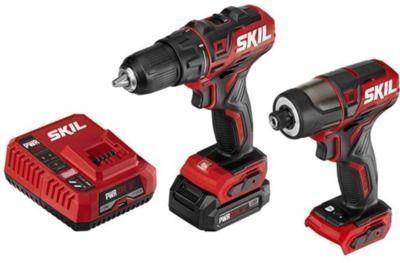 SKIL 2-Tool Drill Combo Kit