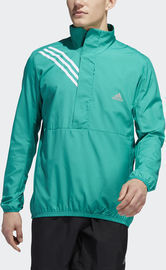 adidas Men's Run It 3-Stripes Anorak