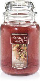 Yankee Candle Large Jar Candle, Autumn Wreath