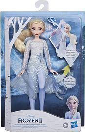 Disney Frozen Magical Discovery Elsa Doll with Lights and Sounds