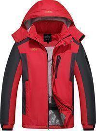 Vcansion Men's Waterproof Mountain Jacket (4 Colors)