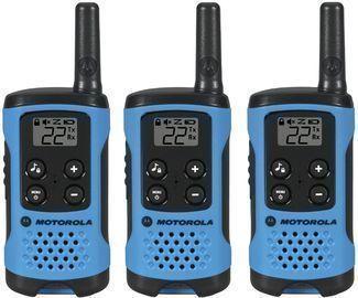 Motorola Talkabout Radio 3-Pack